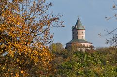 Castle Humprecht Royalty Free Stock Photography