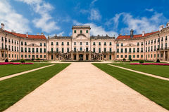 Castle in Hungary Stock Photography