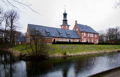 Castle in Husum, Germany Royalty Free Stock Image