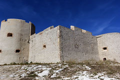 Castle of If in Marseilles Stock Image