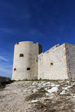 Castle of If in Marseilles Royalty Free Stock Images