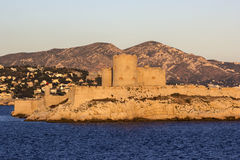 Castle of If in Marseilles Stock Photography