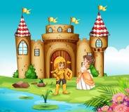 Castle Royalty Free Stock Photo