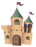 A castle Stock Image