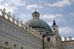 Free Castle In Krasiczyn 2. Royalty Free Stock Images - 3333089