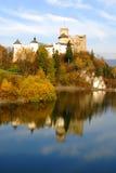 Castle In Niedzica. Royalty Free Stock Photos