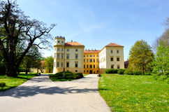 Free Castle In Park Stock Photography - 14086062