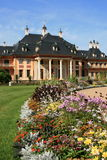 Castle In Pillnitz Royalty Free Stock Images