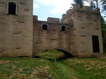Free Castle In The Middle Of Ruidoso New Mexico Stock Photo - 95935270