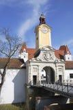 Castle of Ingolstadt Royalty Free Stock Photos