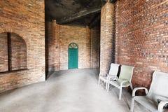 Castle inside Stock Photo