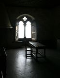 Castle interior Royalty Free Stock Photography