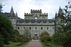 Castle at Inverary Stock Photo