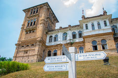 Castle Ipoh Μαλαισία της Kellie Στοκ Φωτογραφίες