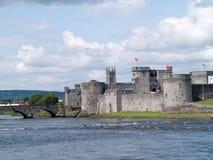 Castle,Ireland. Old stones castle Limerick,Ireland Royalty Free Stock Photo