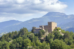 Castle Italy Marche Royalty Free Stock Photos