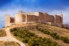 Castle of Jadraque Stock Photo