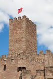 Castle of Javier Royalty Free Stock Photography