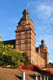 Castle Johannisburg,Aschaffenburg,Germany Royalty Free Stock Photo