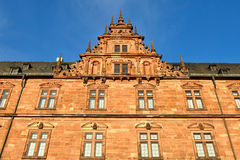 Castle Johannisburg,Aschaffenburg,Germany Royalty Free Stock Image