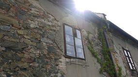 Castle KÅ™ivoklà ¡ τ, Pà ¼ rglitz στοκ εικόνες με δικαίωμα ελεύθερης χρήσης