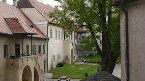Castle Křivoklát, Pürglitz Stock Image