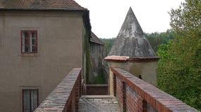Castle Křivoklát, Pürglitz Royalty Free Stock Images