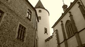 Castle Křivoklát, Pürglitz Stock Photo
