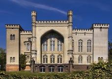 Castle in Kórnik (Kornik) Stock Images