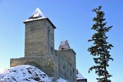 Castle Kasperk Stock Photo