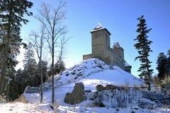 Castle Kasperk Royalty Free Stock Photo