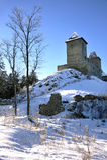 Castle Kasperk Stock Images