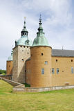 Castle of Kalmar Stock Photography