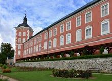 Castle Kamenice nad Lipou,Czech Stock Image