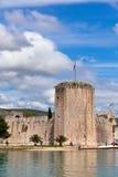 Castle Kamerlengo, Trogir, Croatia Royalty Free Stock Photography