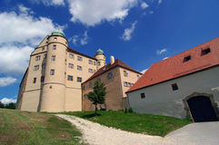 Castle Kapfenburg #2 Royalty Free Stock Image