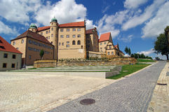 Castle Kapfenburg #3 Royalty Free Stock Photography