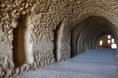 Castle Karak - Jordan Stock Image