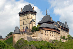 Castle Karlstejn Royalty Free Stock Image
