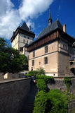 Castle Karlstejn Stock Photography