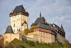 Castle Karlstejn Stock Photos
