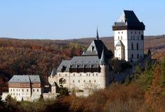Castle Karlstejn, Czech republic. Castle Karlstejn in Central Bohemia, Czech republic Stock Photo