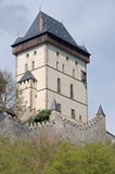 Castle Karlstejn, Czech republic Stock Photo