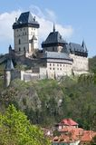 Castle Karlstejn, Czech republic Royalty Free Stock Photo