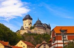 Castle Karlstejn in Czech Republic Royalty Free Stock Images