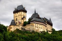 Castle Karlstejn in Czech Republic Royalty Free Stock Photo