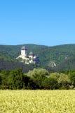 Castle Karlstejn -Czech. Stock Photos