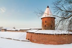 Castle of Kaunas Royalty Free Stock Images