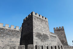 The Castle of Kayseri, Turkey. Stock Photography