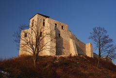 Castle in Kazimierz Dolny Royalty Free Stock Image